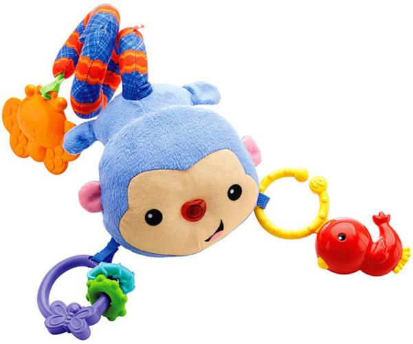 Играчка за количка - маймунка